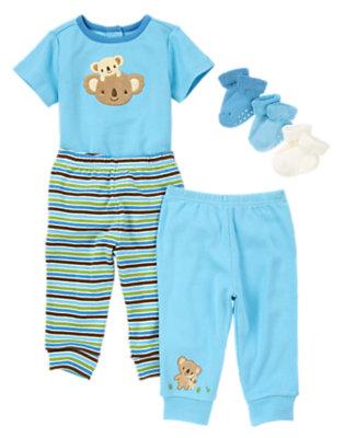 Cute Koala Outfit by Gymboree