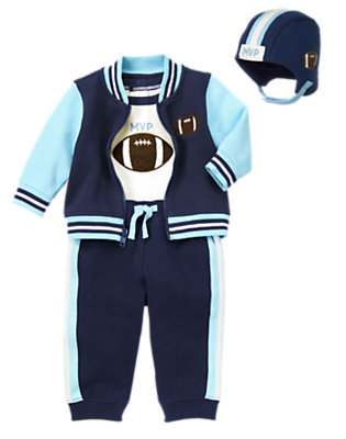 Little MVP Outfit by Gymboree