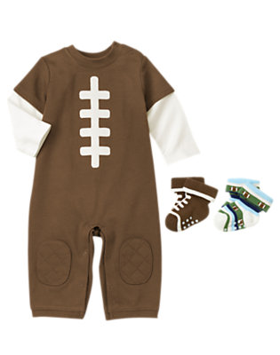 Junior Quarterback Outfit by Gymboree