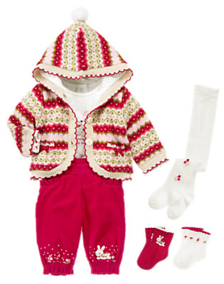 Baby's Mommy's Snuggle Bunny Outfit by Gymboree
