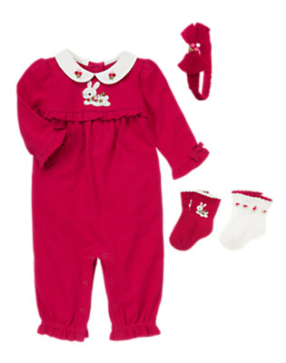 Bunny Fun Outfit by Gymboree
