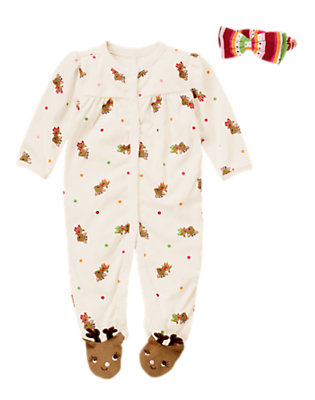 Frolicking Comfort Outfit by Gymboree