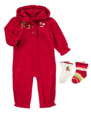Baby's Cozy Time Outfit by Gymboree