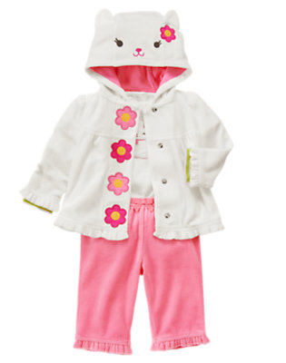 Kitty Cozy Outfit by Gymboree