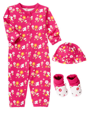Baby's Kitty Cat Gifts Outfit by Gymboree