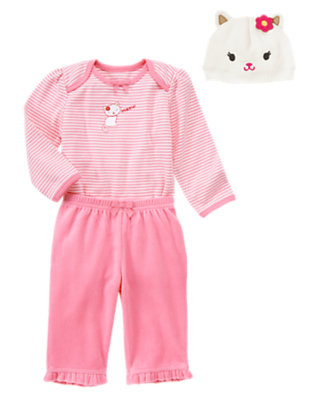 Baby's Meow Meow Outfit by Gymboree