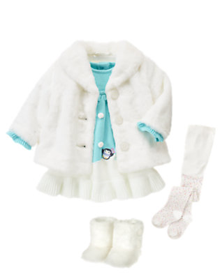 Scenic Snow Outfit by Gymboree