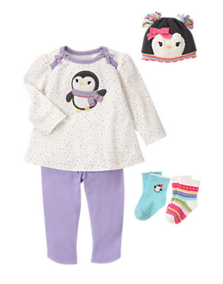 Penguin Friend Outfit by Gymboree