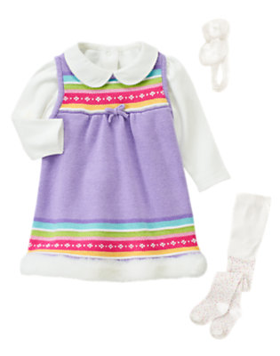 Colorful Cozy Outfit by Gymboree