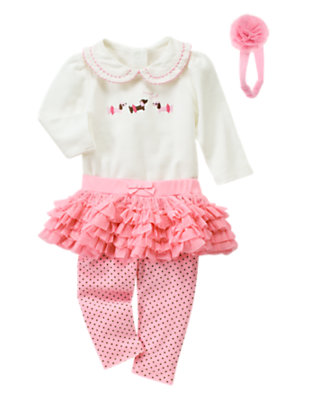 Tutu Puppy Outfit by Gymboree