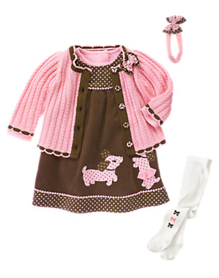 Playful Fashion Outfit by Gymboree