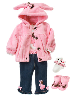 Cozy Pup Outfit by Gymboree