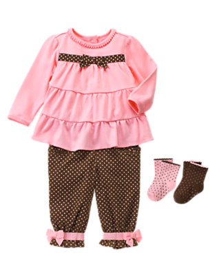 Sweet Chic Outfit by Gymboree