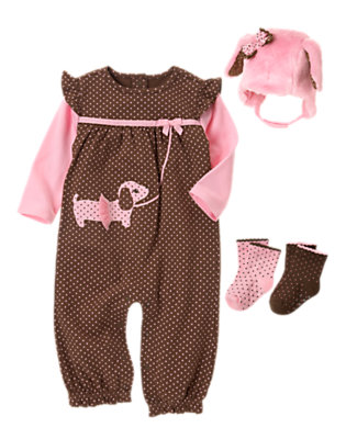 Puppy Fun Outfit by Gymboree