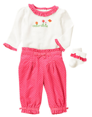 She's Adorable Outfit by Gymboree
