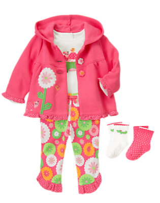 Alligator Pals Outfit by Gymboree