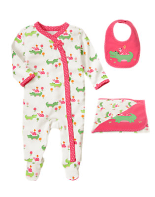 Baby's Cute Comfort Outfit by Gymboree