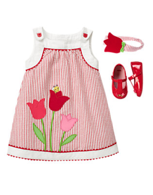 Spring Sunshine Outfit by Gymboree