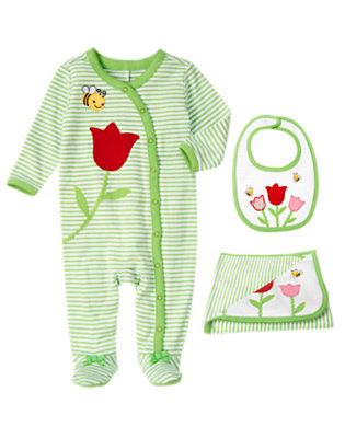 Tulip Comfort Outfit by Gymboree