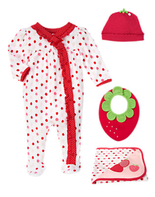 The Softest Gift Outfit by Gymboree