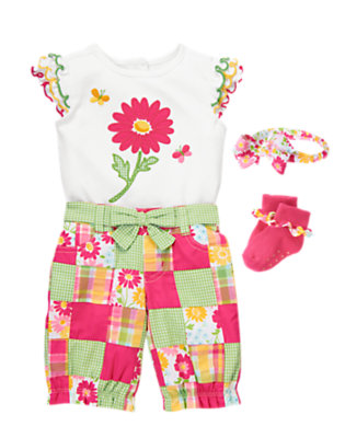 Daisy Days Outfit by Gymboree