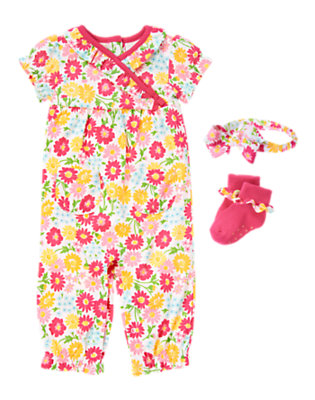 Bloomin' Cute Outfit by Gymboree