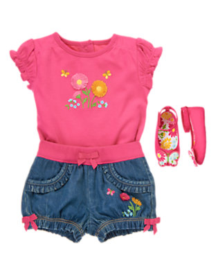 Casual Cutie Outfit by Gymboree