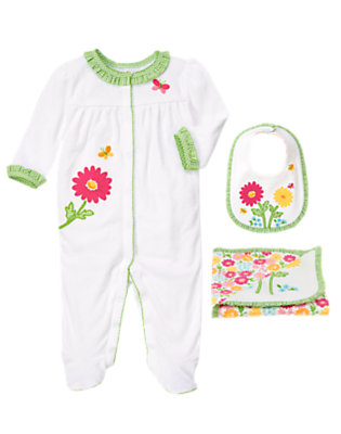 Daisy Comfort Outfit by Gymboree
