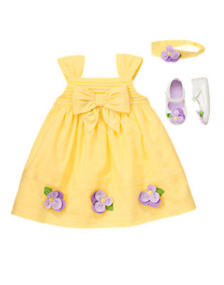 Sunshine Sweets Outfit by Gymboree
