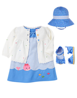 A Whale Of A Time Outfit by Gymboree