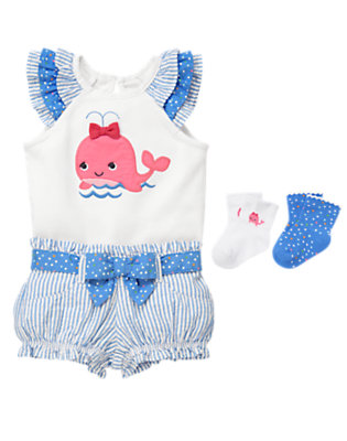 Baby's Daddy's Girl Outfit by Gymboree