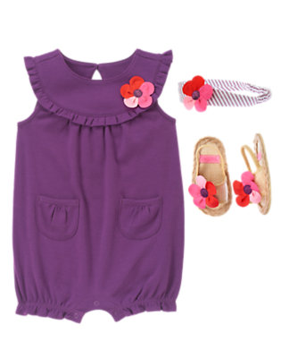 Blossoming Cutie Outfit by Gymboree