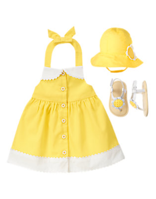 Sweet Little Lady Outfit by Gymboree