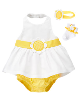 Baby's Pique Cutie Outfit by Gymboree