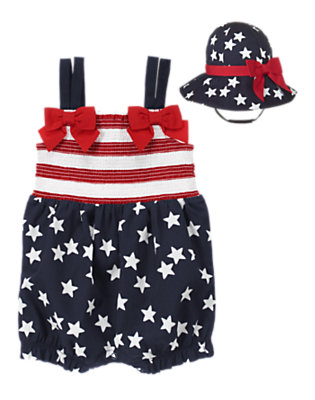 Star-Spangled Baby Outfit by Gymboree