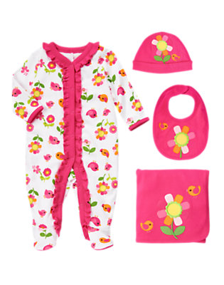 Baby's The Cutest Gift Outfit by Gymboree