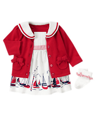 Baby's Sweet Sailing Outfit by Gymboree