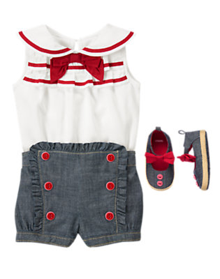 Baby's Summer Boardwalk Outfit by Gymboree