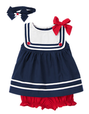 Baby's Sailor Baby Outfit by Gymboree