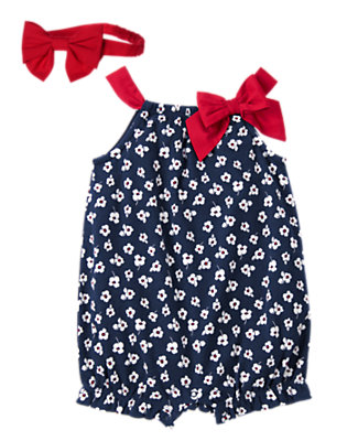 Baby's Tiny Blossom Outfit by Gymboree
