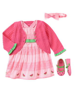 Baby's Breezy Darling Outfit by Gymboree