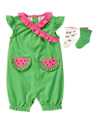 Baby's Watermelon Playtime Outfit by Gymboree