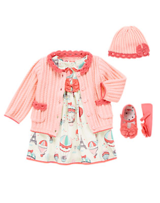 Baby's Bonjour Bunny Outfit by Gymboree
