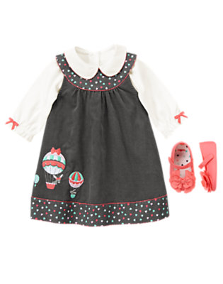 Baby's Bunny Chic Outfit by Gymboree