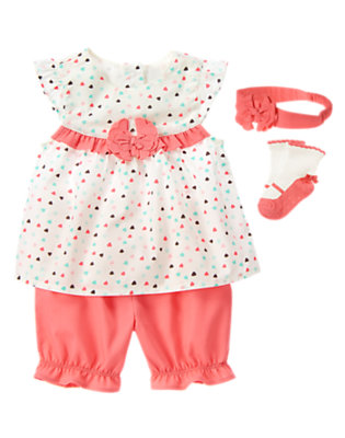 Baby's Little Love Outfit by Gymboree