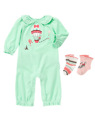 Tiny Traveler Outfit by Gymboree