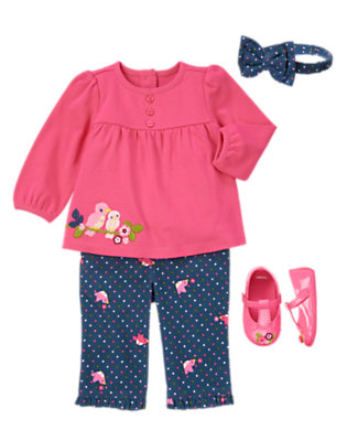 Dotted With Style Outfit by Gymboree