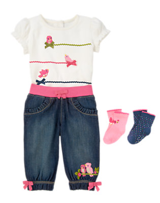 Too Sweet Outfit by Gymboree