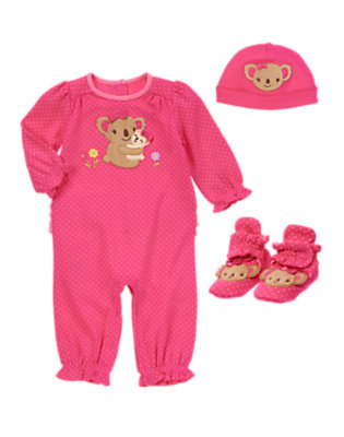 Baby's Miss Koala Outfit by Gymboree