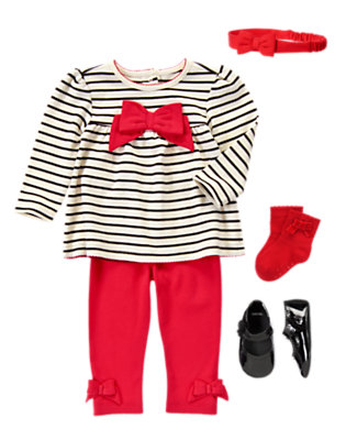 Baby's Sailor Chic Outfit by Gymboree